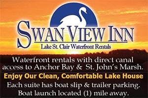 swan view inn rentals