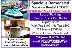 inglewood haven rental