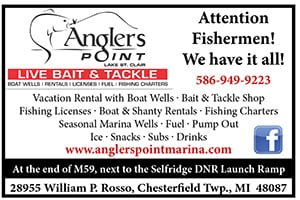 anglers point vacation rental