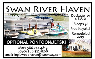 swan river haven rental