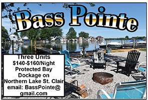 bass pointe rental